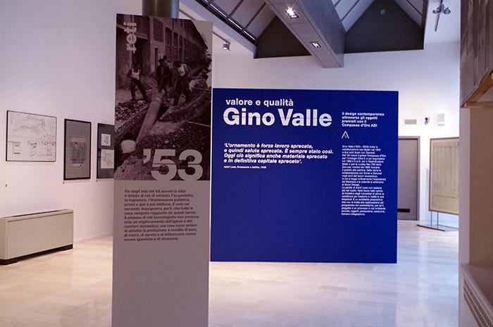 Gino Valle. Valore e qualità